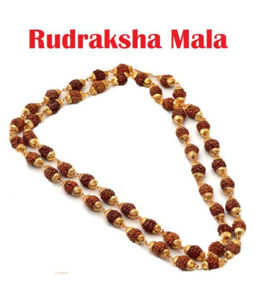 POLKAPLANET Rudraksha Pack of 1