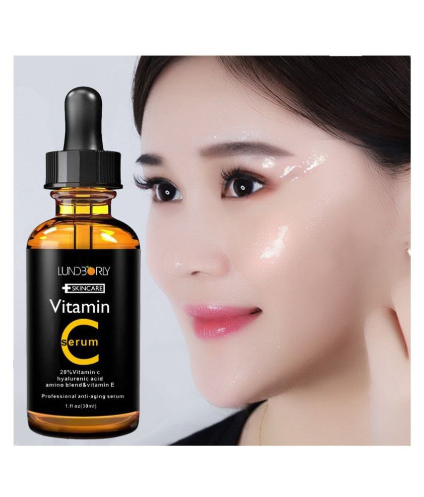 LUNDBORLY Vitamin C Skin Moisturizing Face Serum 30 mL