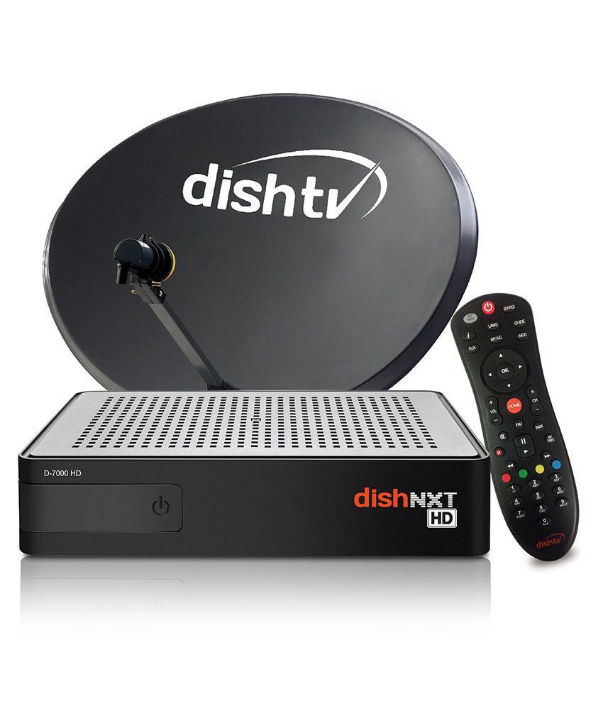 Dish TV HD+ Connection   Telugu Pack  1 Month Joy Plus HD Pack