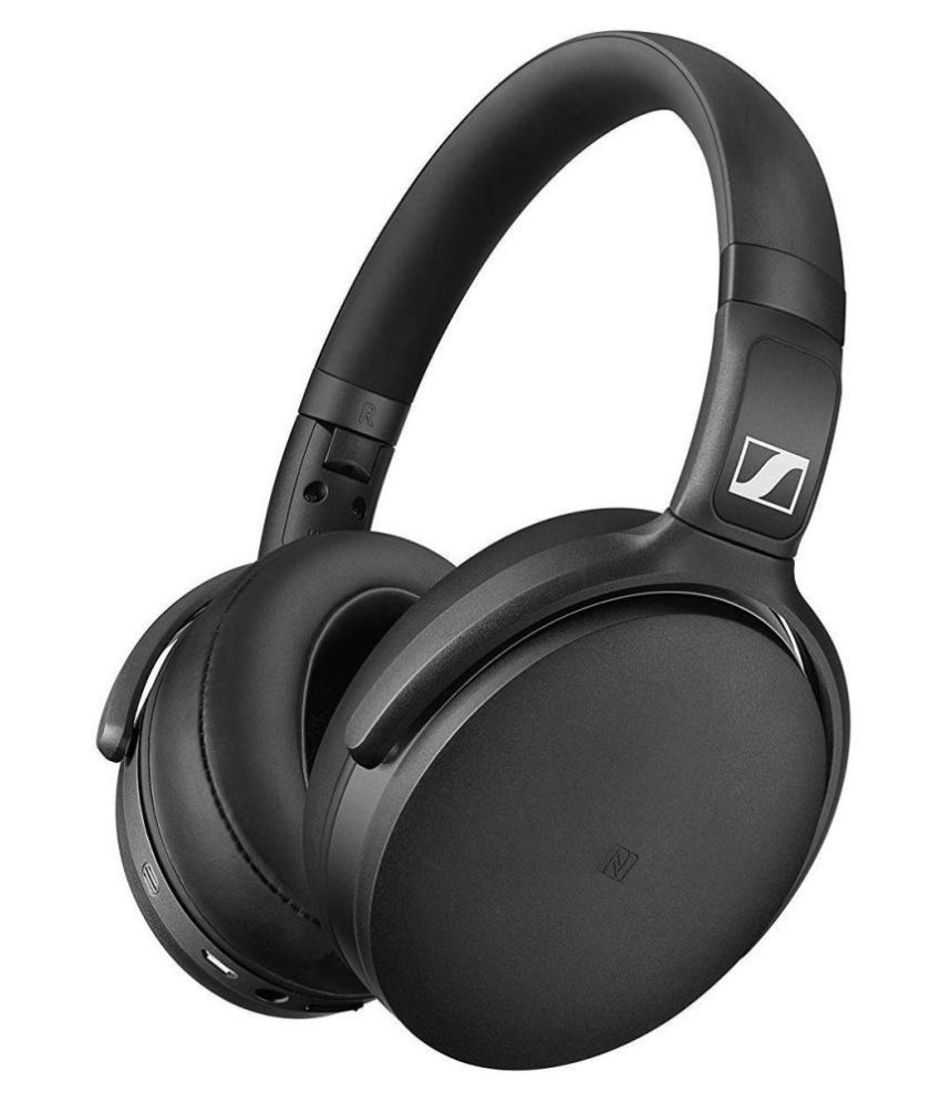 Sennheiser HD 4.50 BTNC Over Ear Wireless With Mic Headphones/Earphones