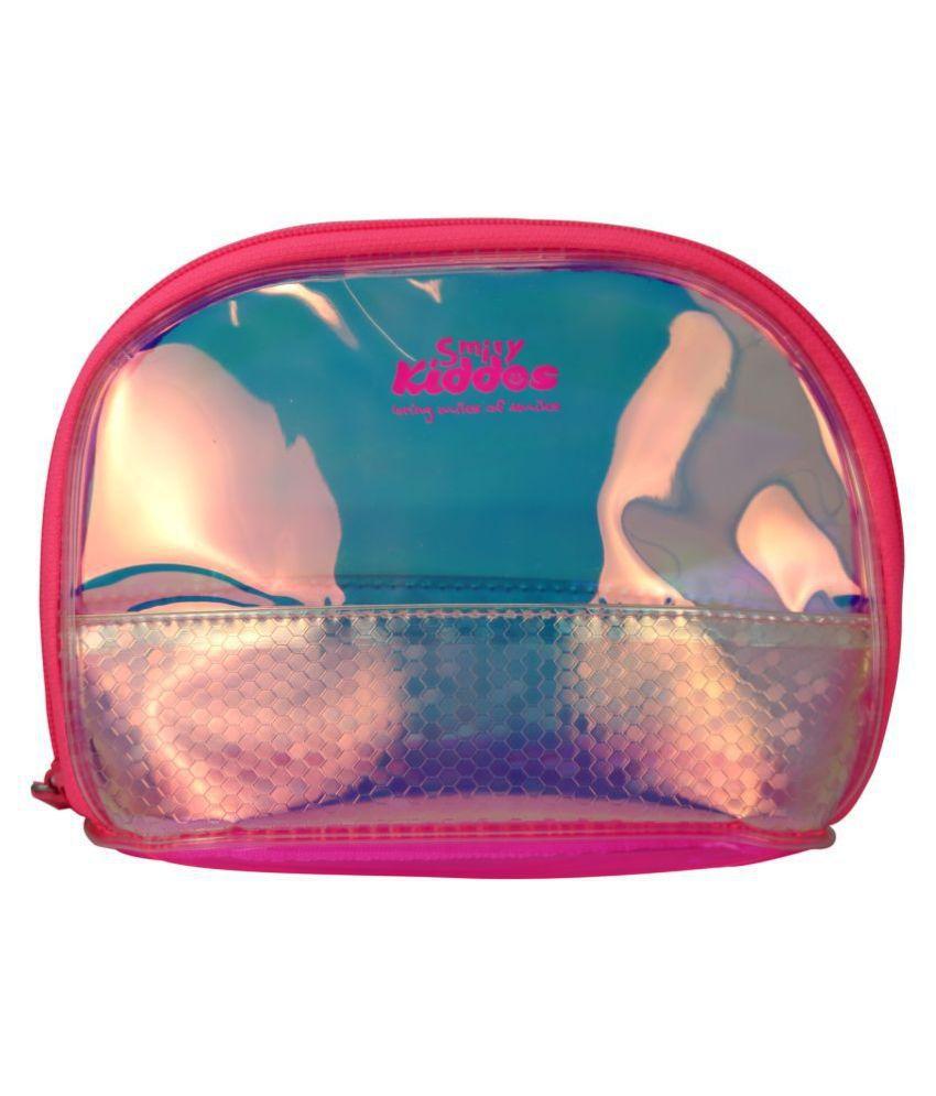 Smily Kiddos Pink School Bag for Boys & Girls