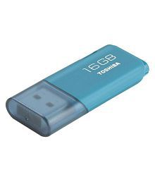 Toshiba 16GB USB 2.0 Utility Pendrive Single