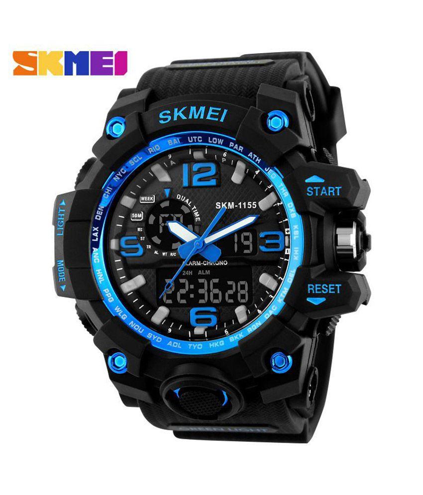 Skmei 1155 Analog Digital Sports Watch