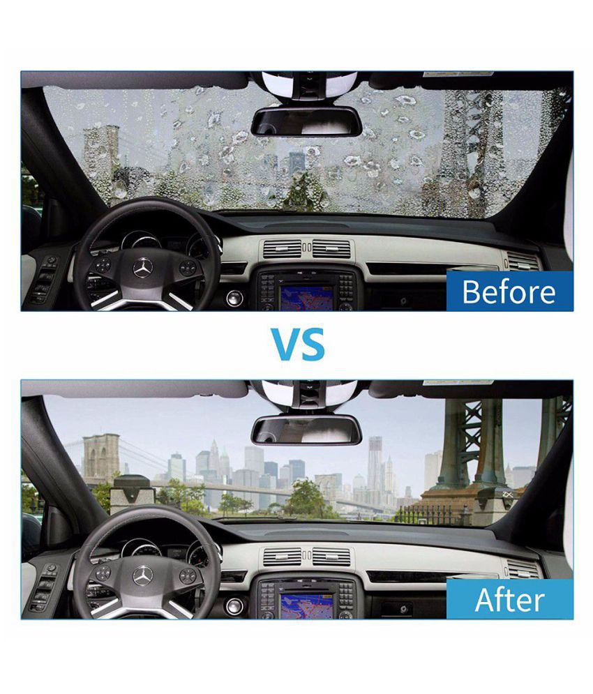 Car Windshield Glass Washer Cleaner Compact Tablets: Buy ...