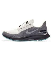 Nike Air Pegasus 35Shield Grey Running Shoes