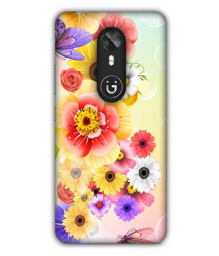 Gionee A1 Printed Cover By Manharry