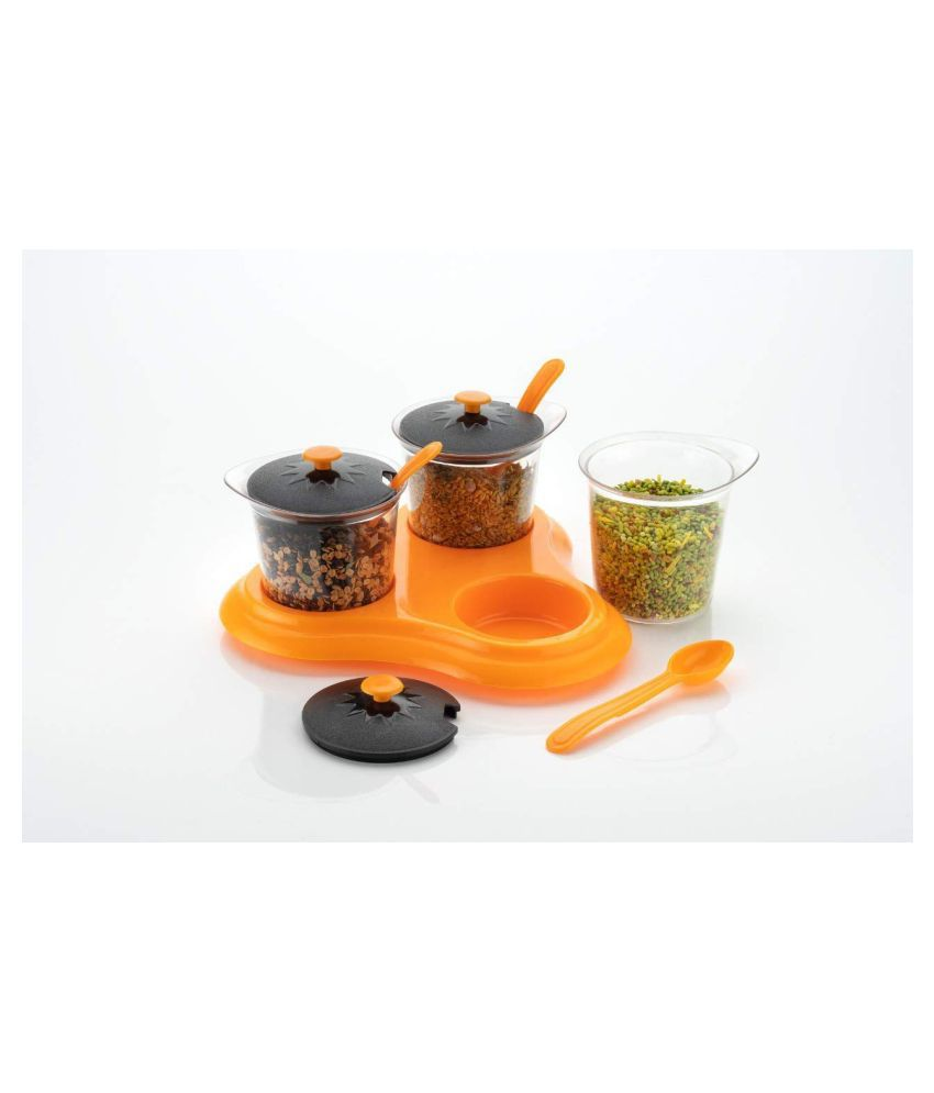 KH 223125 Plastic Dinner Set of 3 Pieces