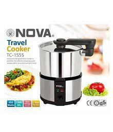 NOVA TC-1555 Travel 1.3 Ltr Electric Cooker