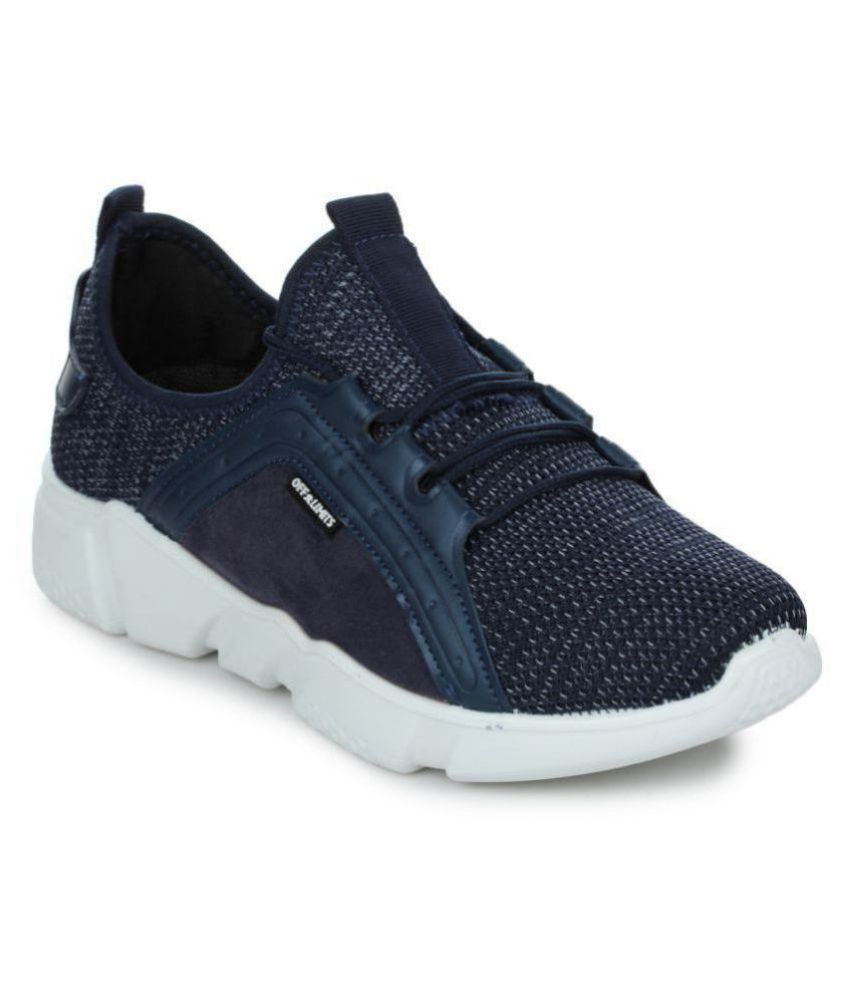 OFF LIMITS Aldrich Navy Running Shoes