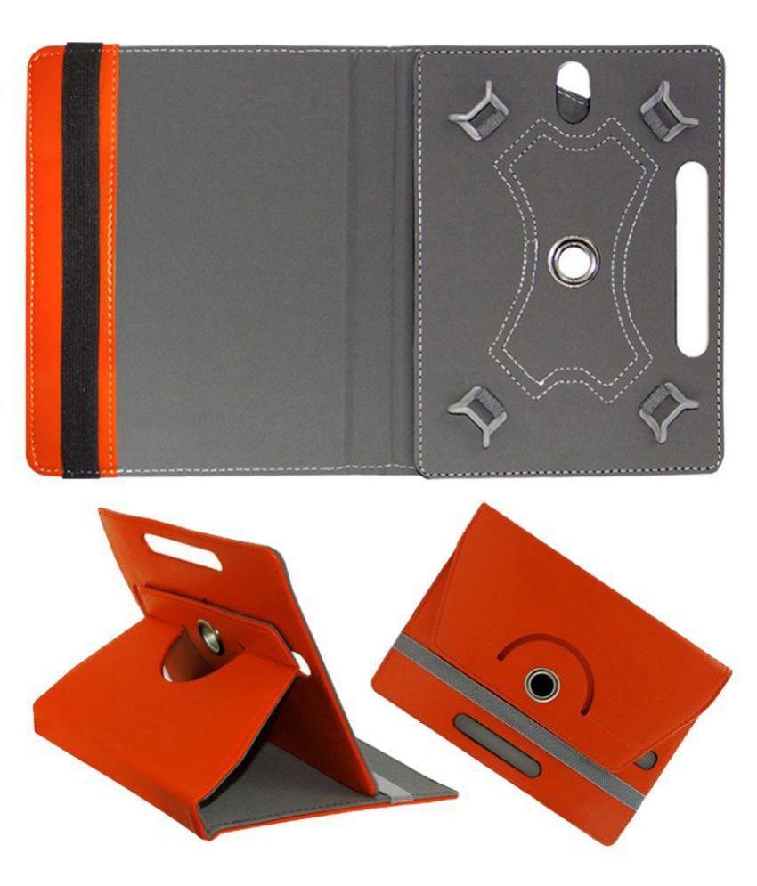 Acer Iconia A210 10g16u Flip Cover By Cutesy Orange
