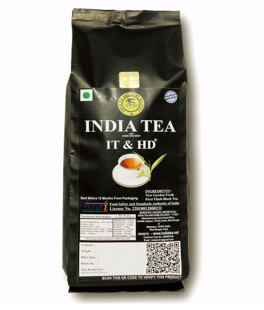 IT & HD Assam Tea Loose Leaf SEWEET TEA LEAF AROMA 100 gm