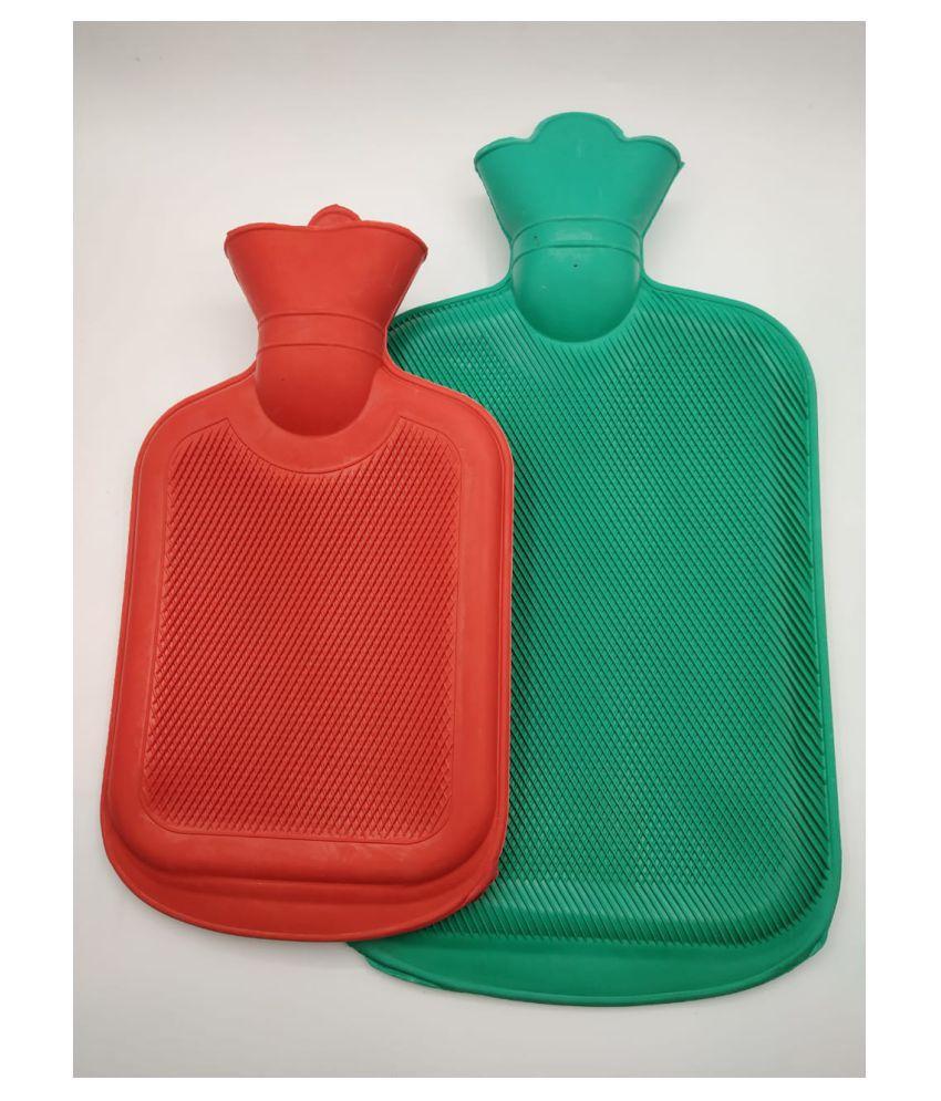 hot water bag Rub B & S Hot Water Bag Pack Of 2