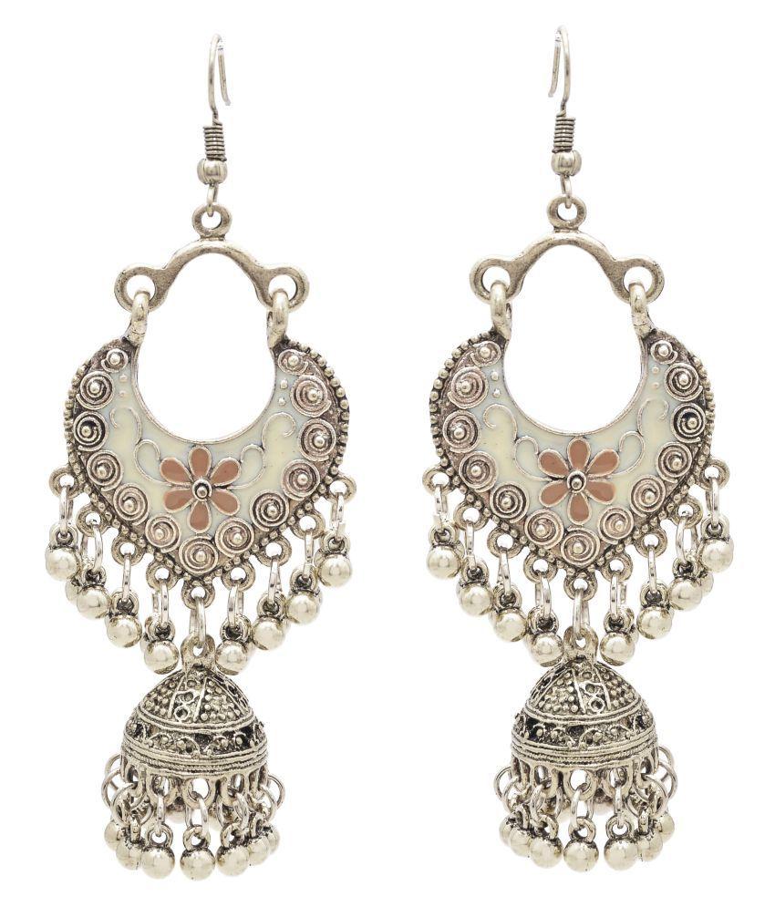Jewelz Classy Dangling Earrings