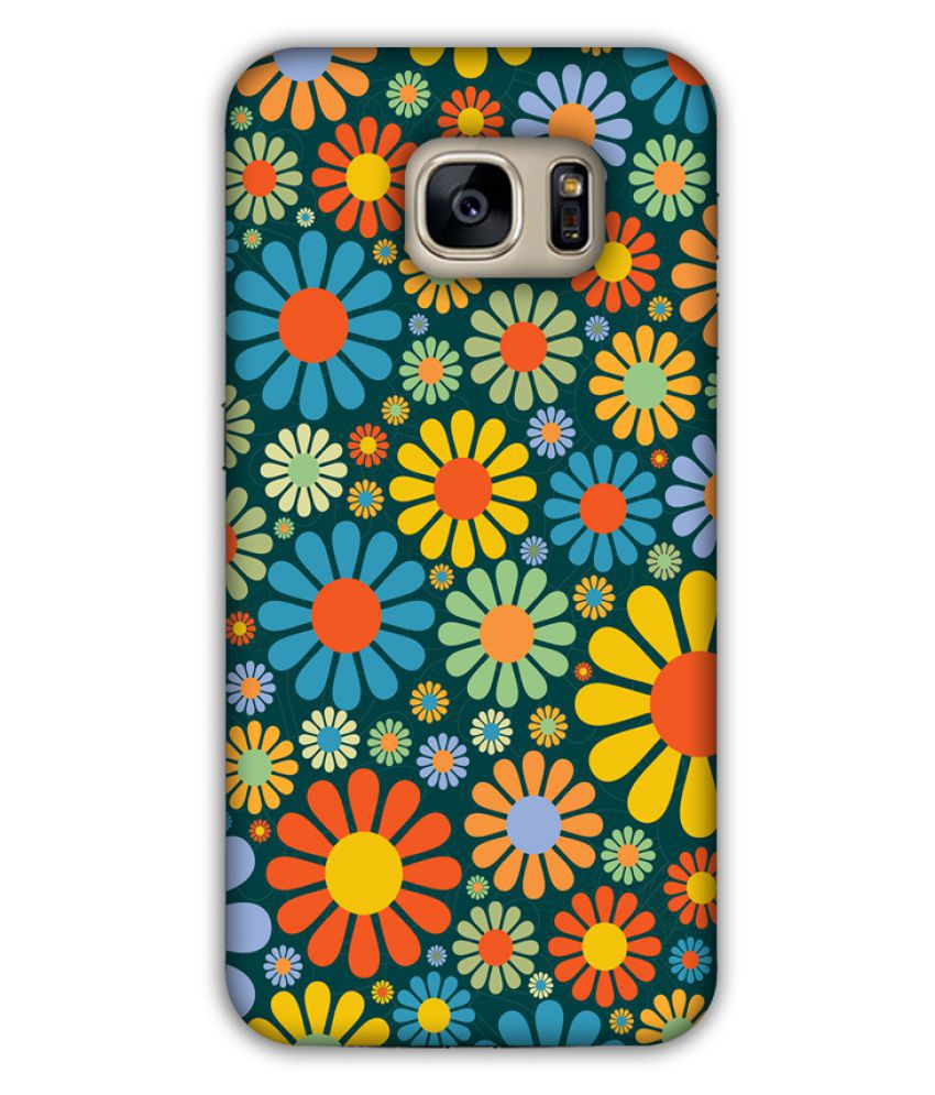 Samsung Galaxy S7 Printed Cover By Manharry