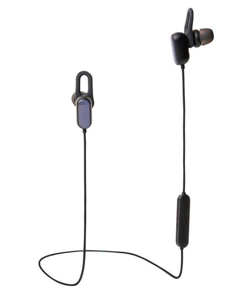 MI Sports Bluetooth Neckband Wireless With Mic Headphones/Earphones