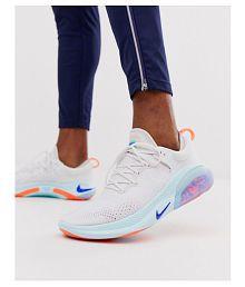 Nike joyride White Running Shoes