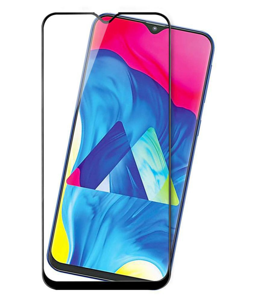 Samsung Galaxy A50 Tempered Glass Screen Guard By lenmax UV Protection, Anti Reflection