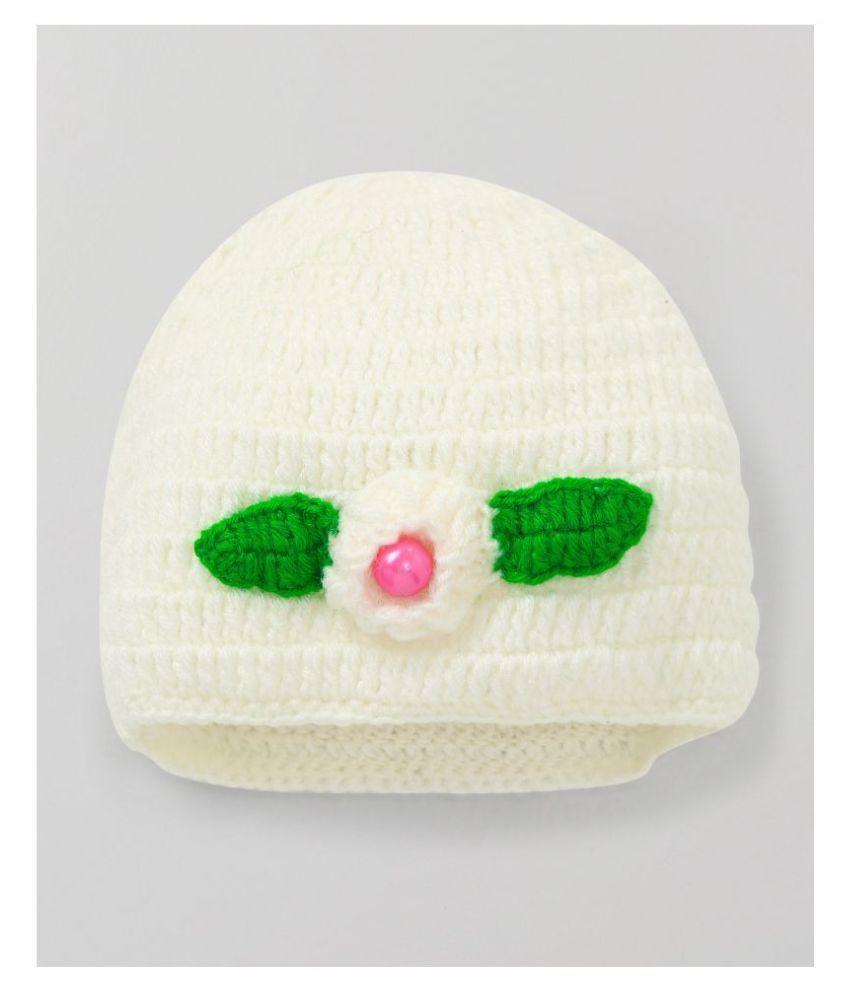 CHUTPUT Cool White Cap