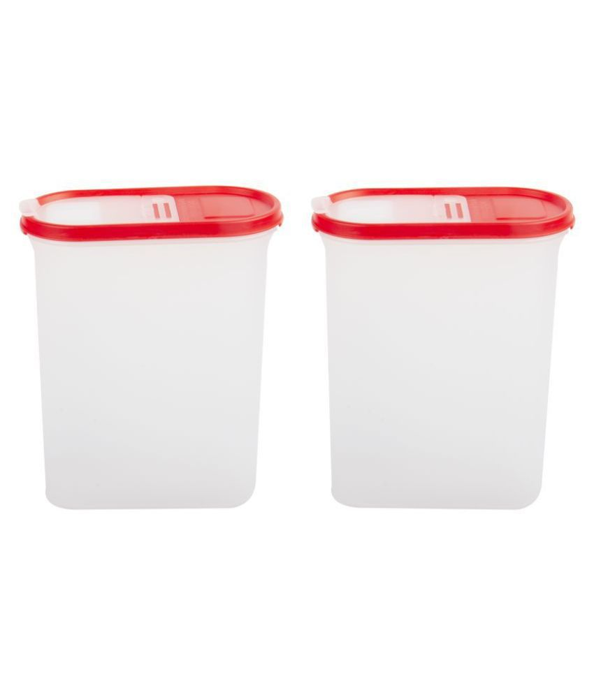 Cutting Edge Polyproplene Food Container Set of 2 4800 mL