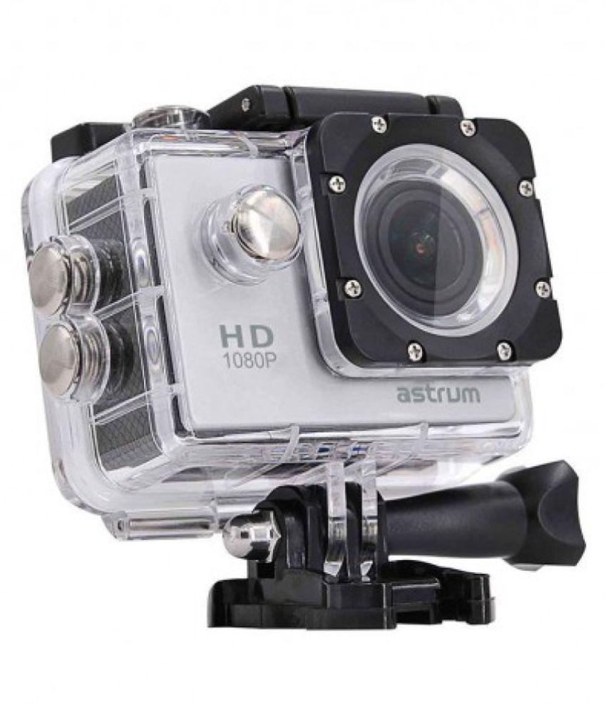 Astrum 10 MP Action Camera
