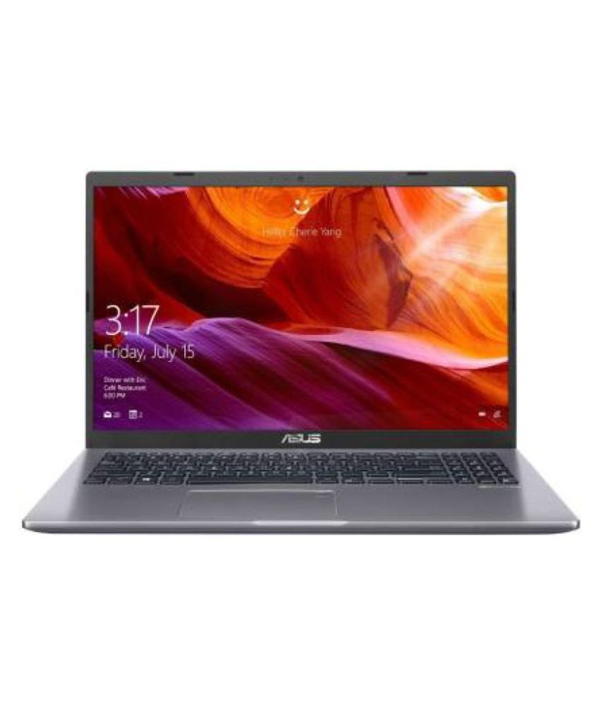 Asus Ryzen 5 Quad Core - (4 GB/1 TB HDD/Windows 10 Home) M509DA-EJ542T Laptop  (15.6 inch, Slate Grey, 1.9 kg)