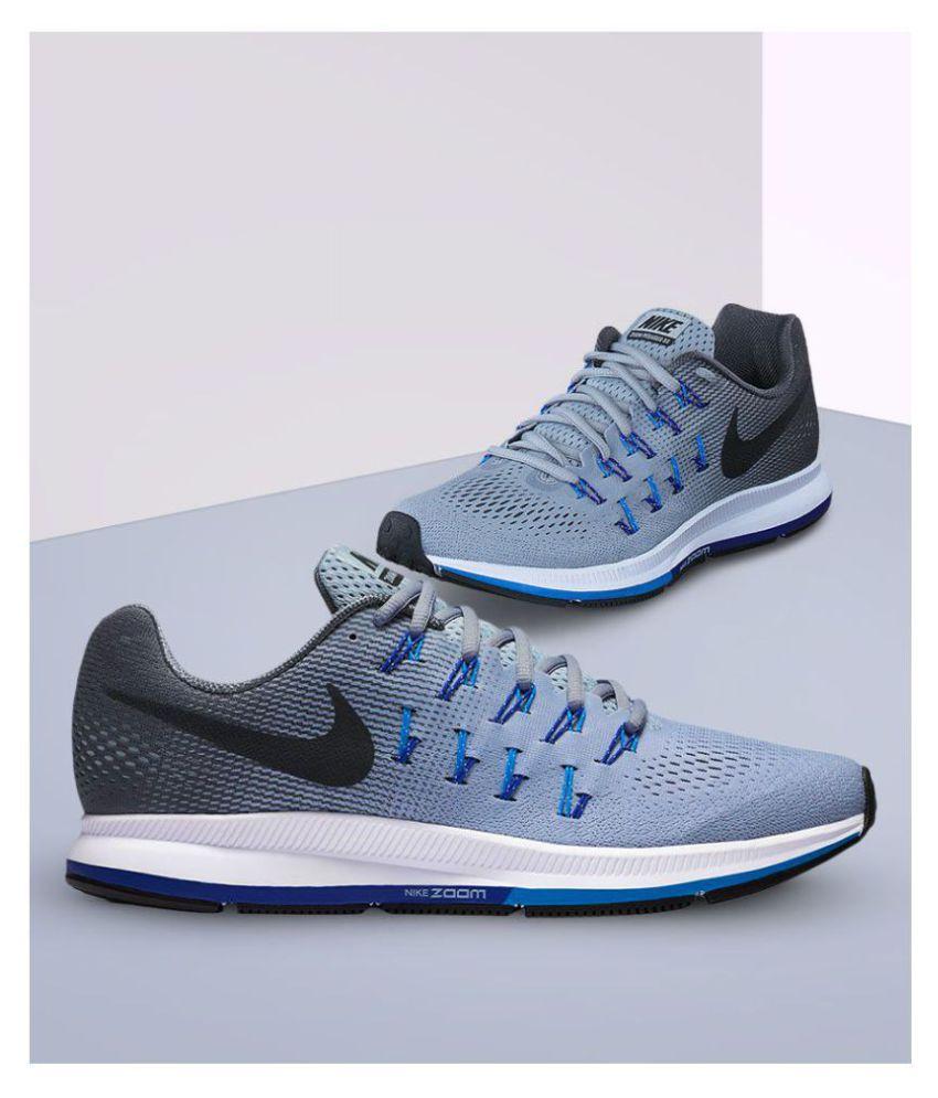 Nike Zoom 33 Running Shoes Gray: Buy
