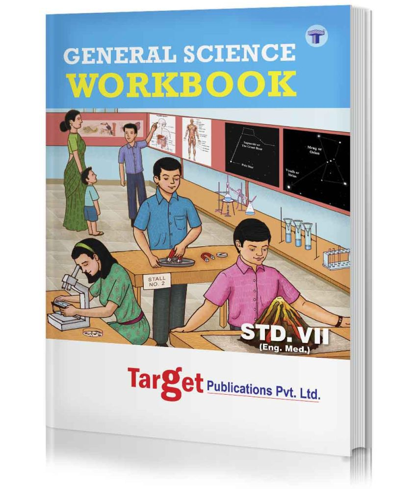 Std 7 Perfect General Science Workbook | English and Semi English Medium | Maharashtra State Board Book | Includes Topicwise Summary, Oral Tests, Ample Practice Questions, Unit and Semester Papers | Based on Std 7th New Syllabus