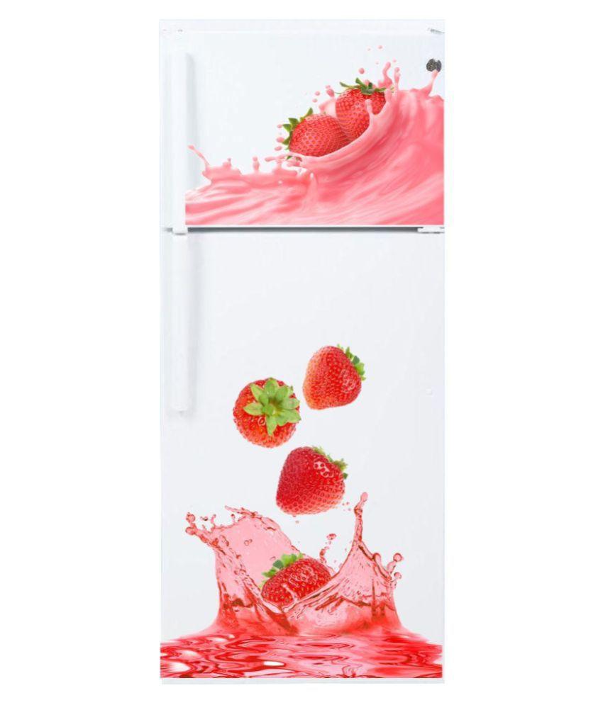 Sticker Studio Fruits Fruit & Vegetables Sticker ( 46 x 58 cms )