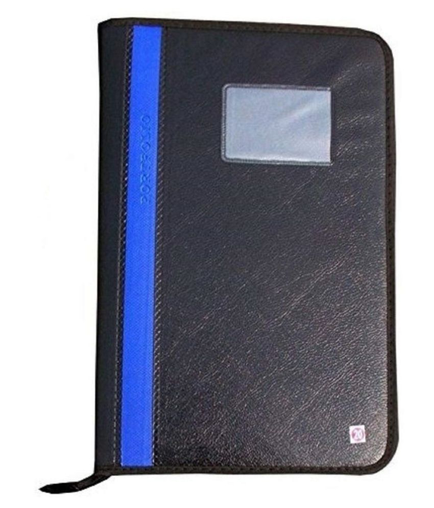 Finishing  Professional Files and Folders, Certificate, Documents Holder with 20 Leaves