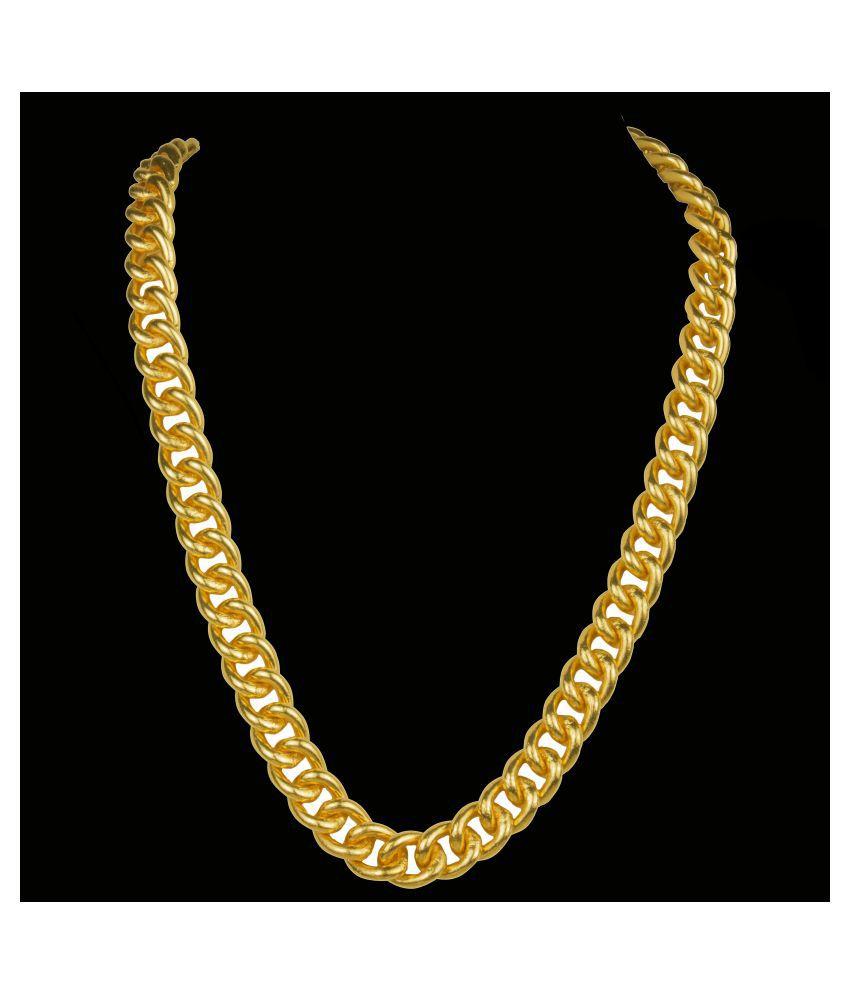 Piah Gold Brass & Copper etc Chains