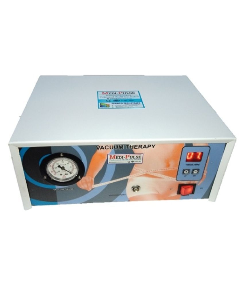 MEDI-PLUSE BODY MASSAGER VACUUM THERAPY VACUUM THERAPY MACHINE FOR CLINICAL & HOSPITAL