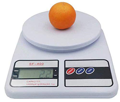 Hop n Shop Digital Kitchen Weighing Scales Weighing Capacity - 10 Kg