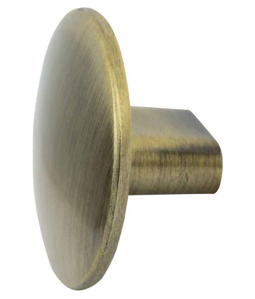 CasaGold Drawers/Door Pull Handle Knobs- AKDPK2 (6, Gold)