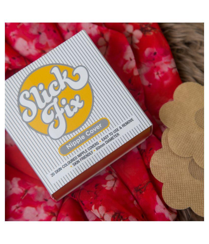 SlickFix Nipple Covers Pack of 20