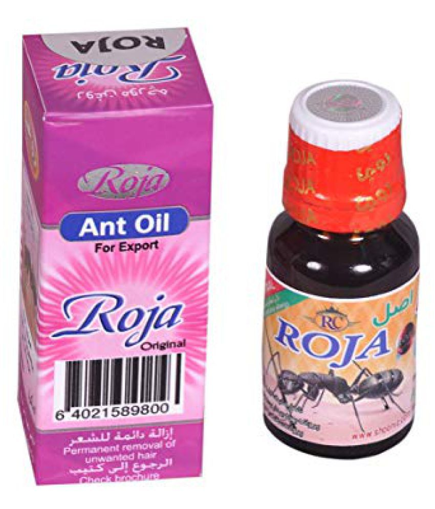 Roja Hair Removal Oil AINT OIL REMOVING HAIR PERMANENTLY 50 mL