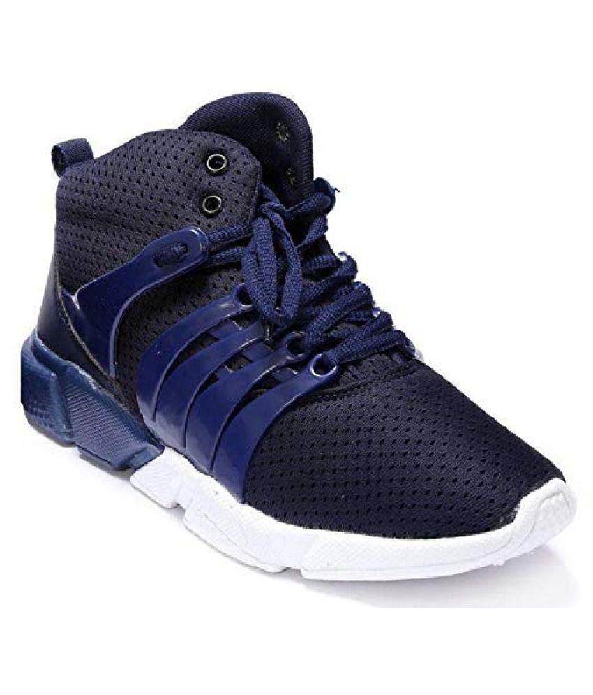 SIMATA SBookBlue Running Shoes Blue