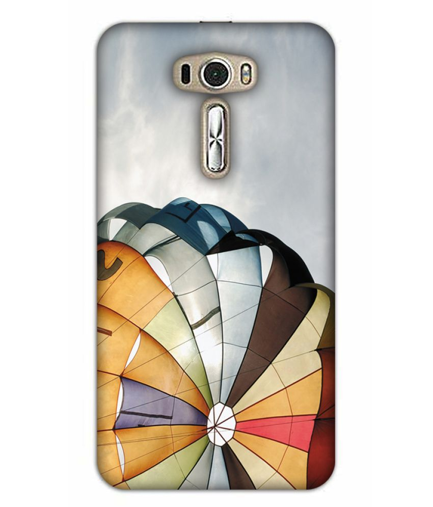 Asus Zenfone 2 Laser ZE601KL Printed Cover By Manharry