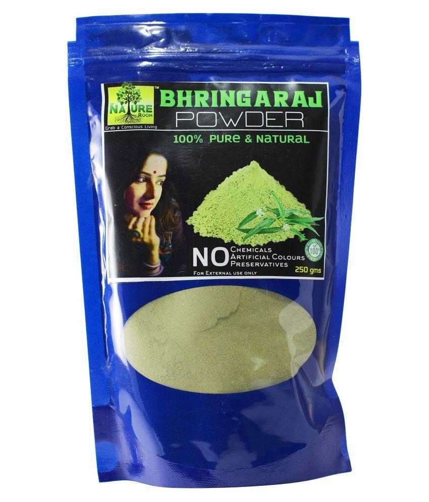 THE NATURE ROOM BHRINGRAJ POWDER 250 gms Hair Scalp Treatment 250 g
