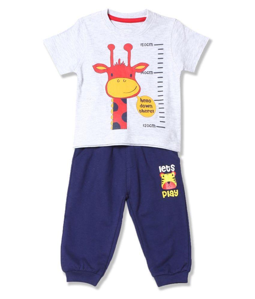 Boys T-Shirt And Joggers Set