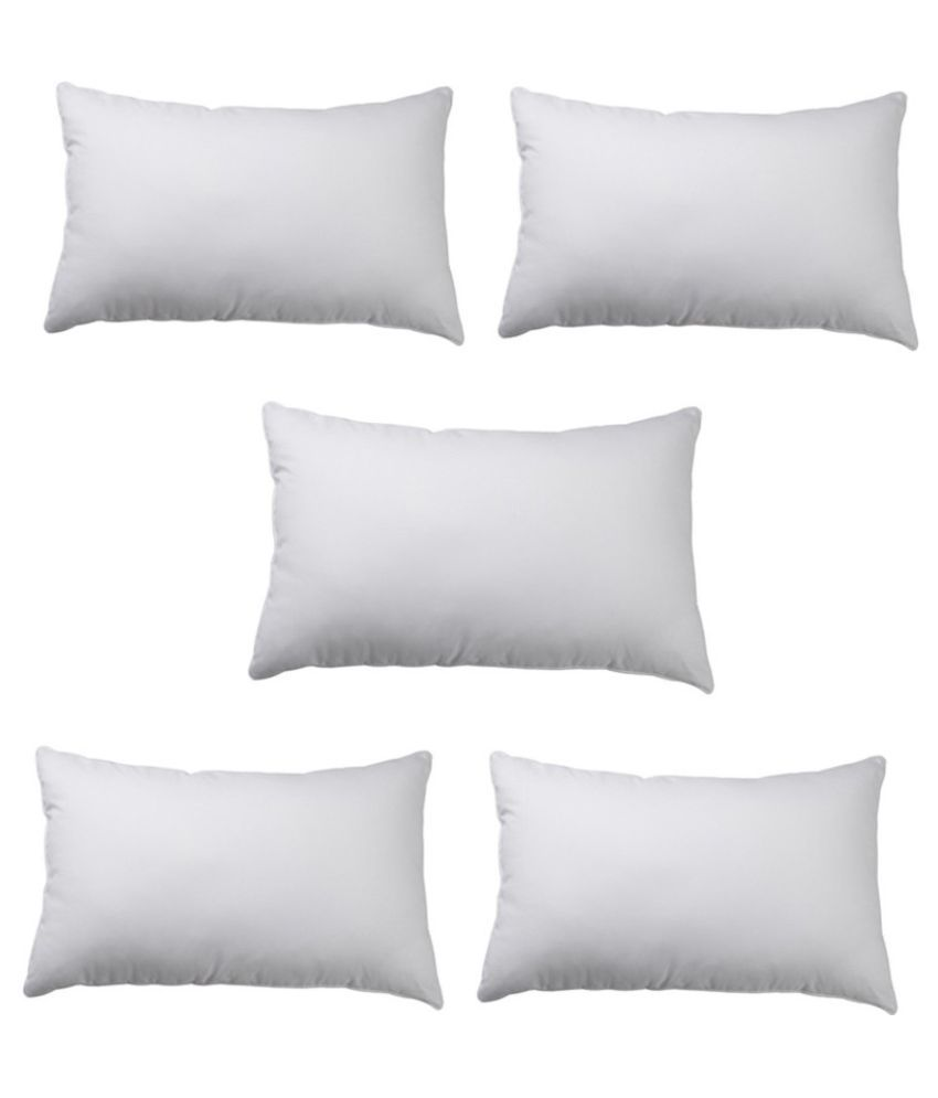 Jdx Set of 5 Fibre Pillow