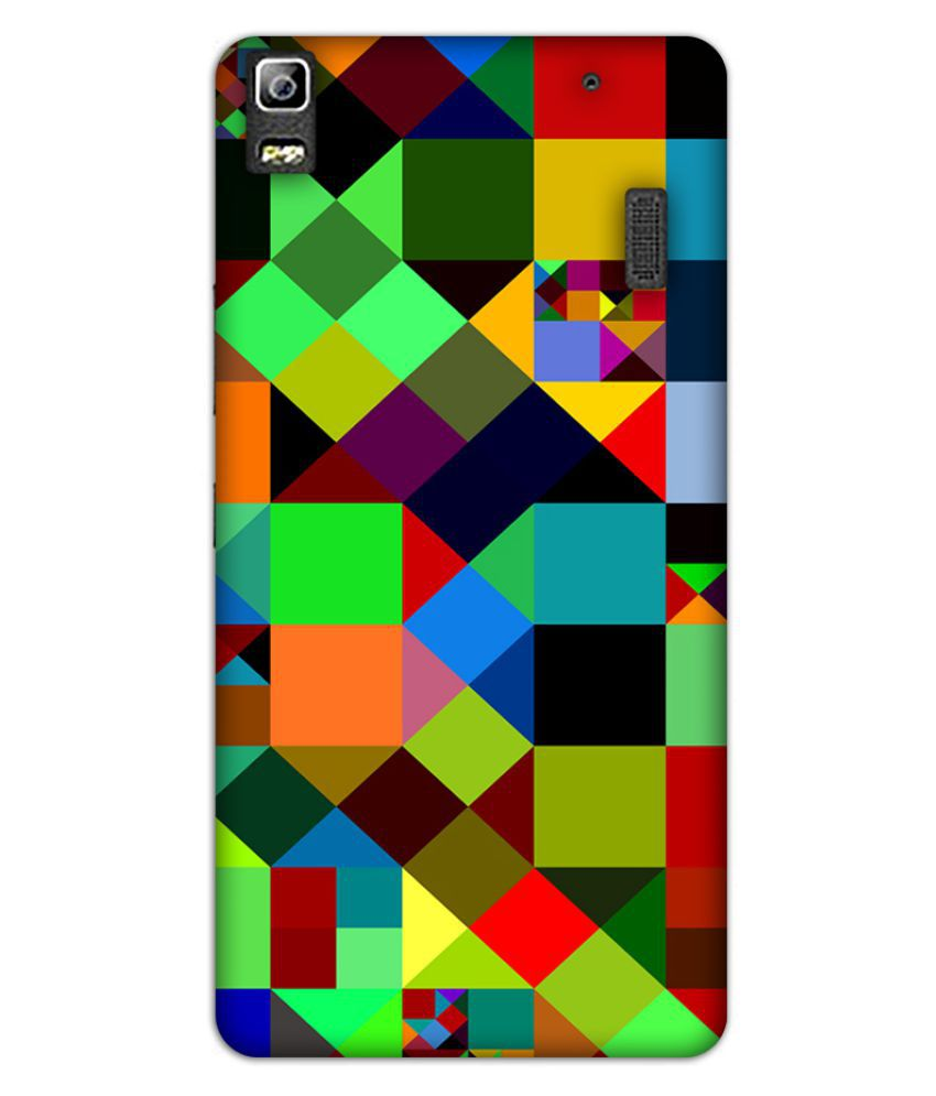 Lenovo A7000 Plus Printed Cover By