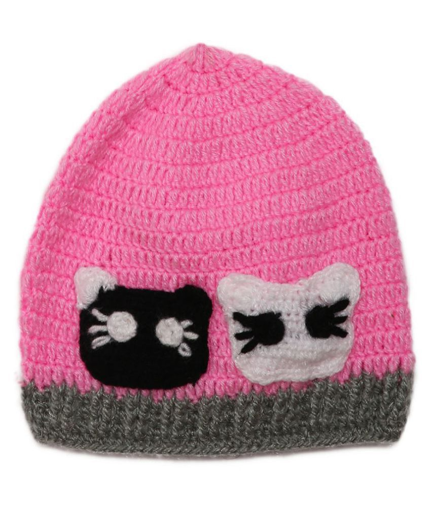 CHUTPUT Pink Baby Cap