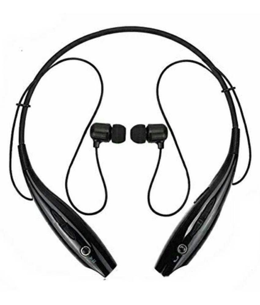 UDDO SPORTS 5701 Neckband Wireless With Mic Headphones/Earphones