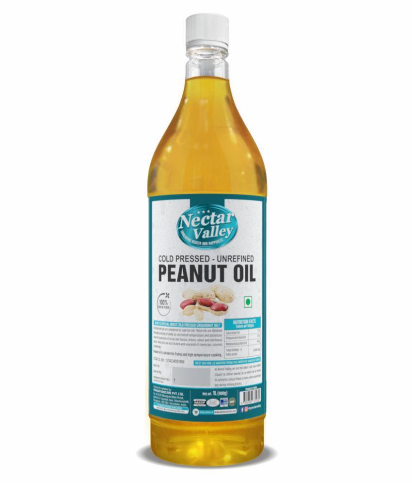 Bionova Groundnut Oil 1 L
