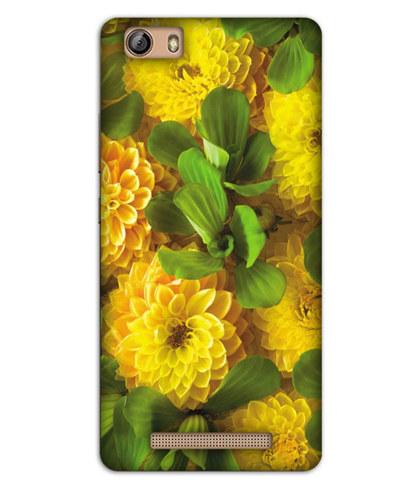 Gionee M5 Lite Printed Cover By Manharry