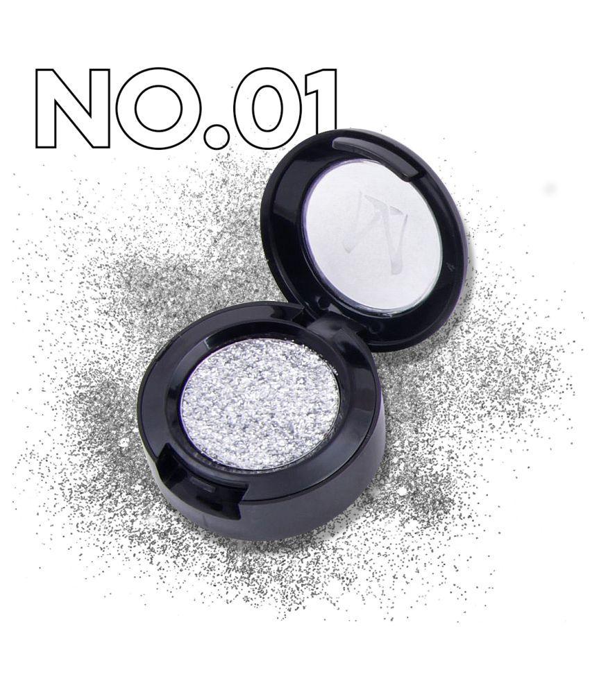 Miss Rose EYESHADOW GLITTER (24 SHADES) Eyes Loose Powder Colours 10 g