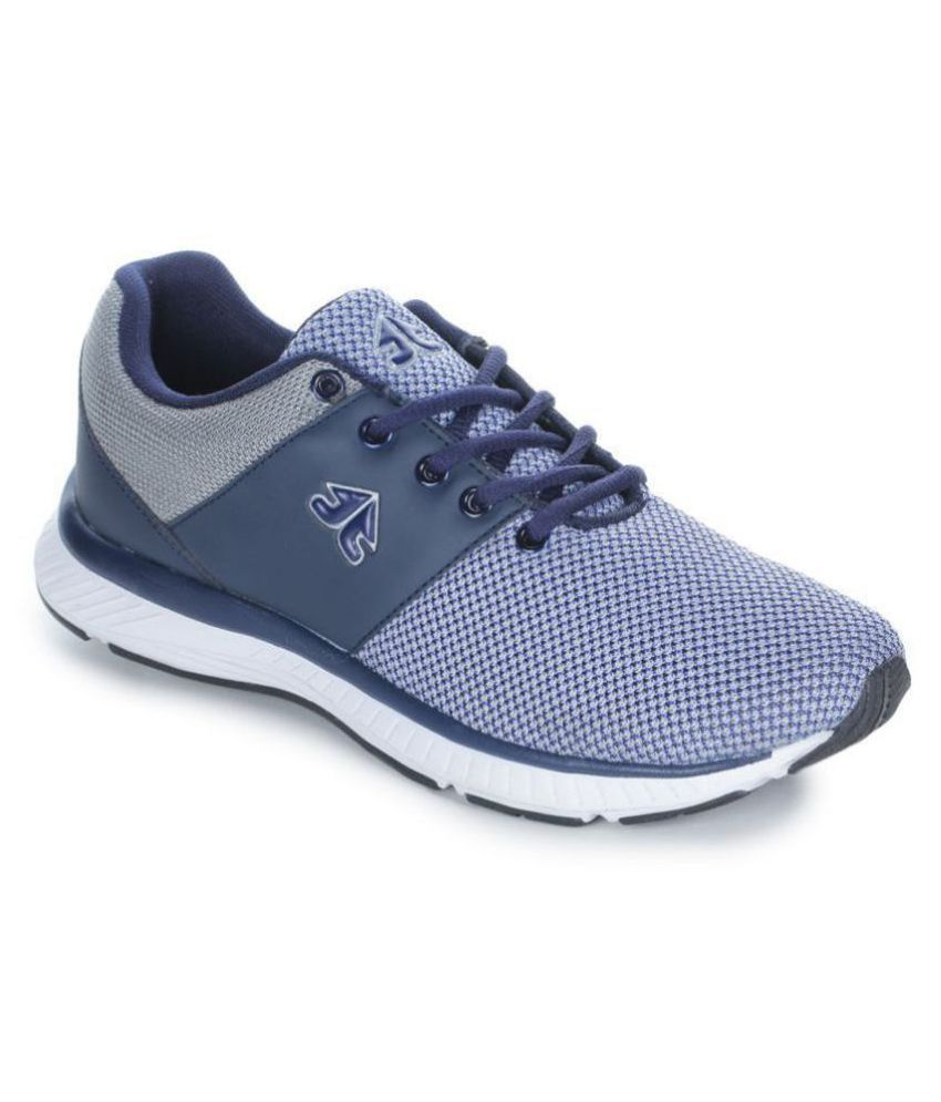 OFF LIMITS Phantom Blue Running Shoes