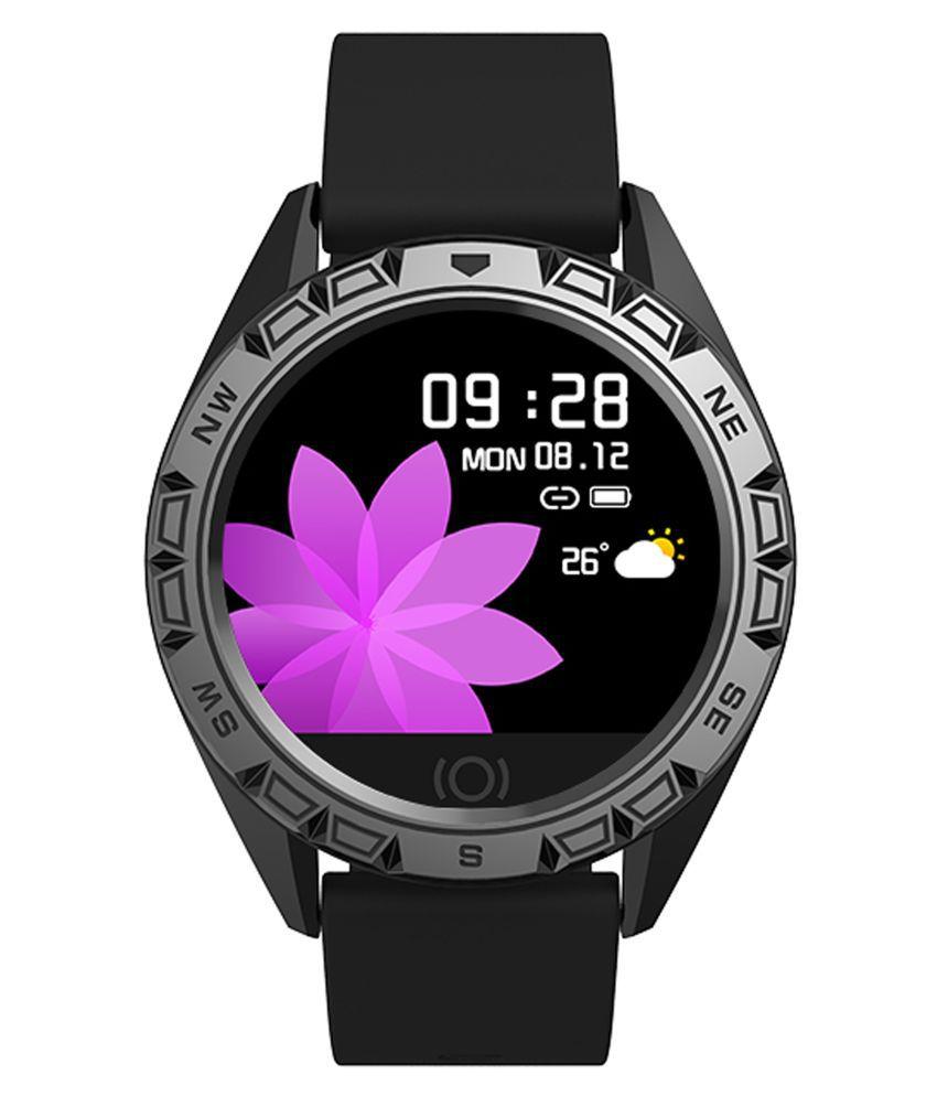 Opta SB-201 Smart Watches Black