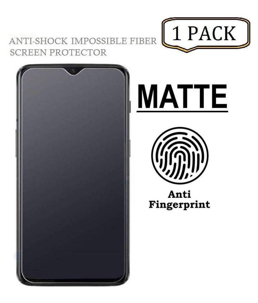 Samsung Galaxy J8 2018 Matte Screen Guard By Vikefon Matte Impossible Nano