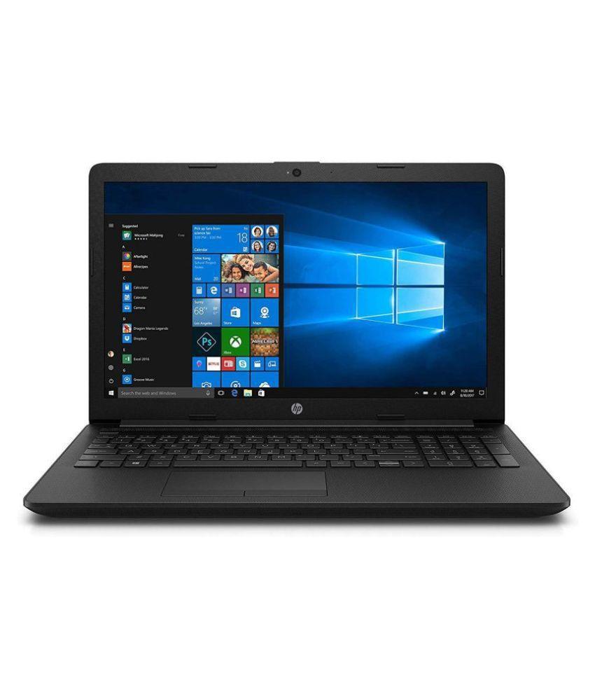 HP 15 di0000tu 15.6-inch Laptop (Celeron N4000/1GB/1TB HDD/Windows 10/MS Office/...